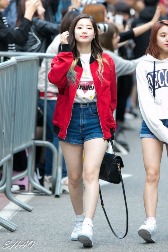 Hey Ladies Korean Fashion Twice Dahyun Dream Clothes