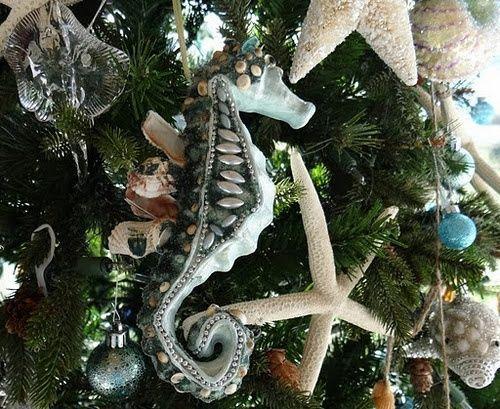 coastal christmas decor - Google Search Christmas time Pinterest - coastal christmas decorations