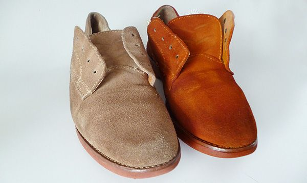 Dylon Leather Shoe Dye Review
