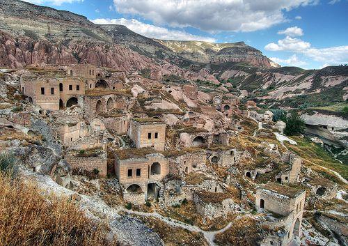 Kết quả hình ảnh cho avanos village