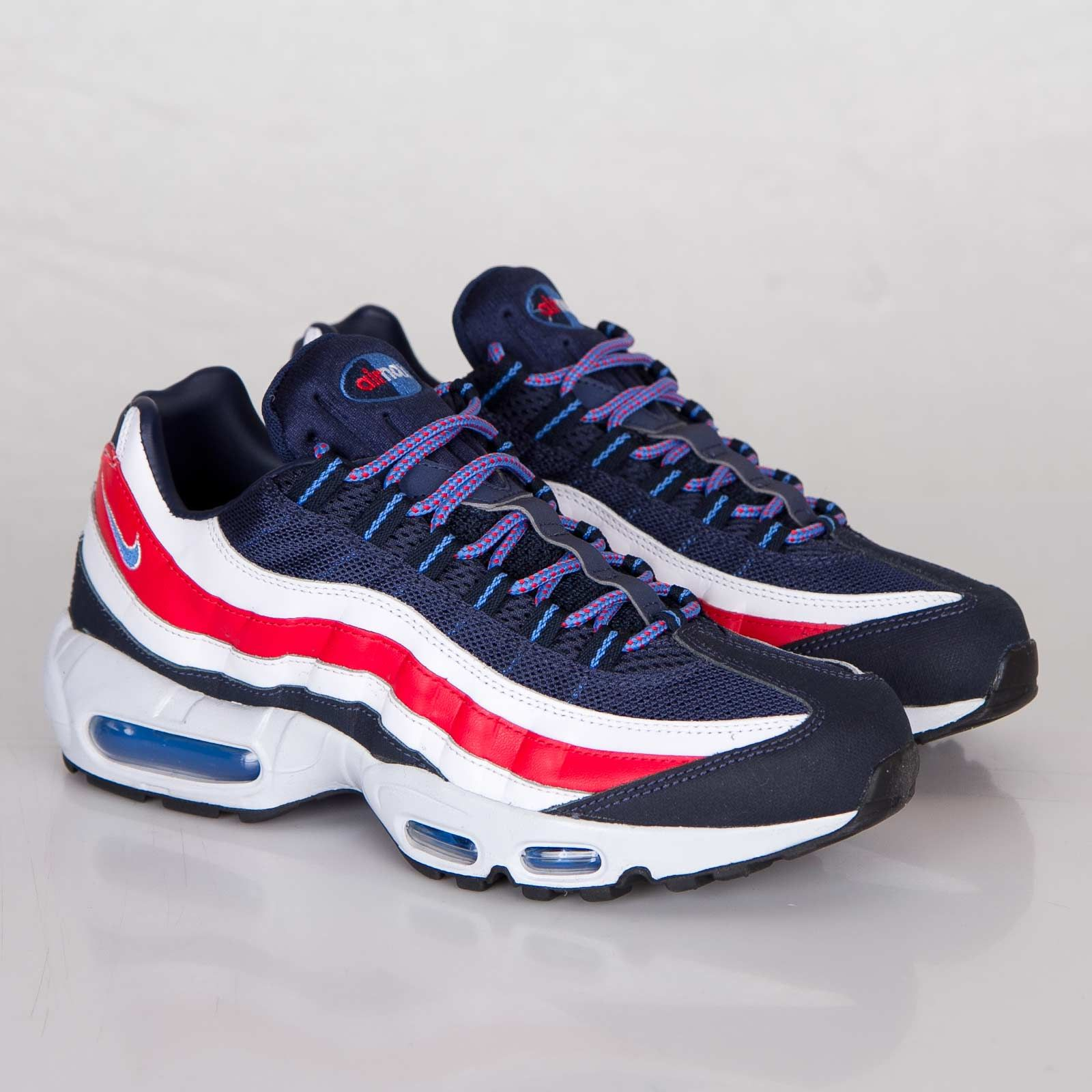 Air Max 95 Bleu Blanc Rouge