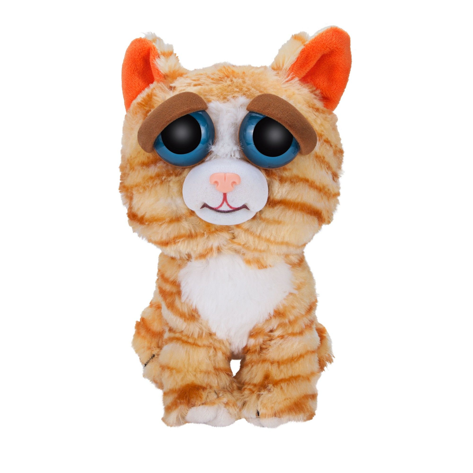 Feisty Pets Cat Plush Princess Pottymouth Cat Plush Cat Plush Toy Pets Cats