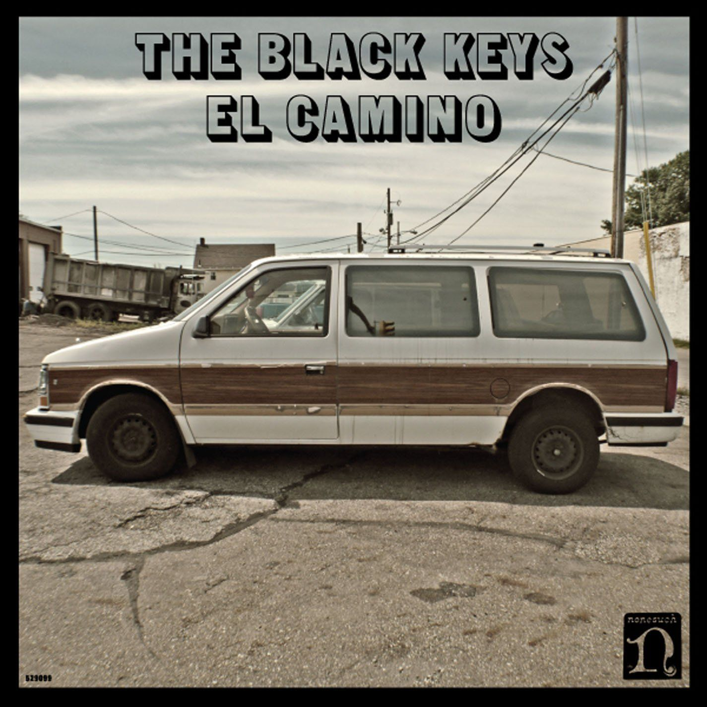 Bilderesultat for the black keys el camino
