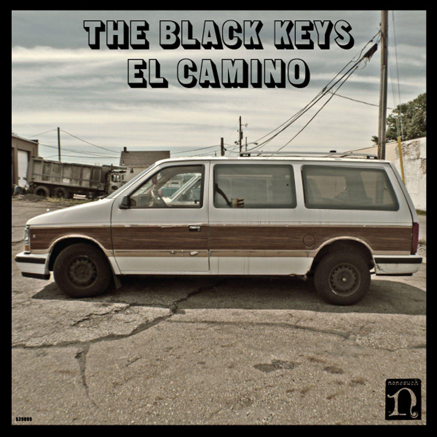 Bilderesultat for the black keys el camino