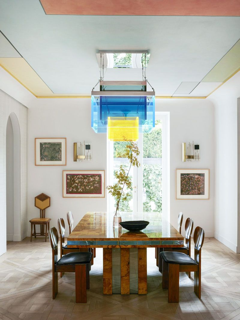 Art Deco Details in London   Art deco, Elle decor and Room