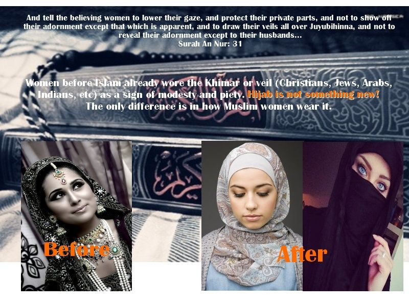 Pin On Hijab And Niqab
