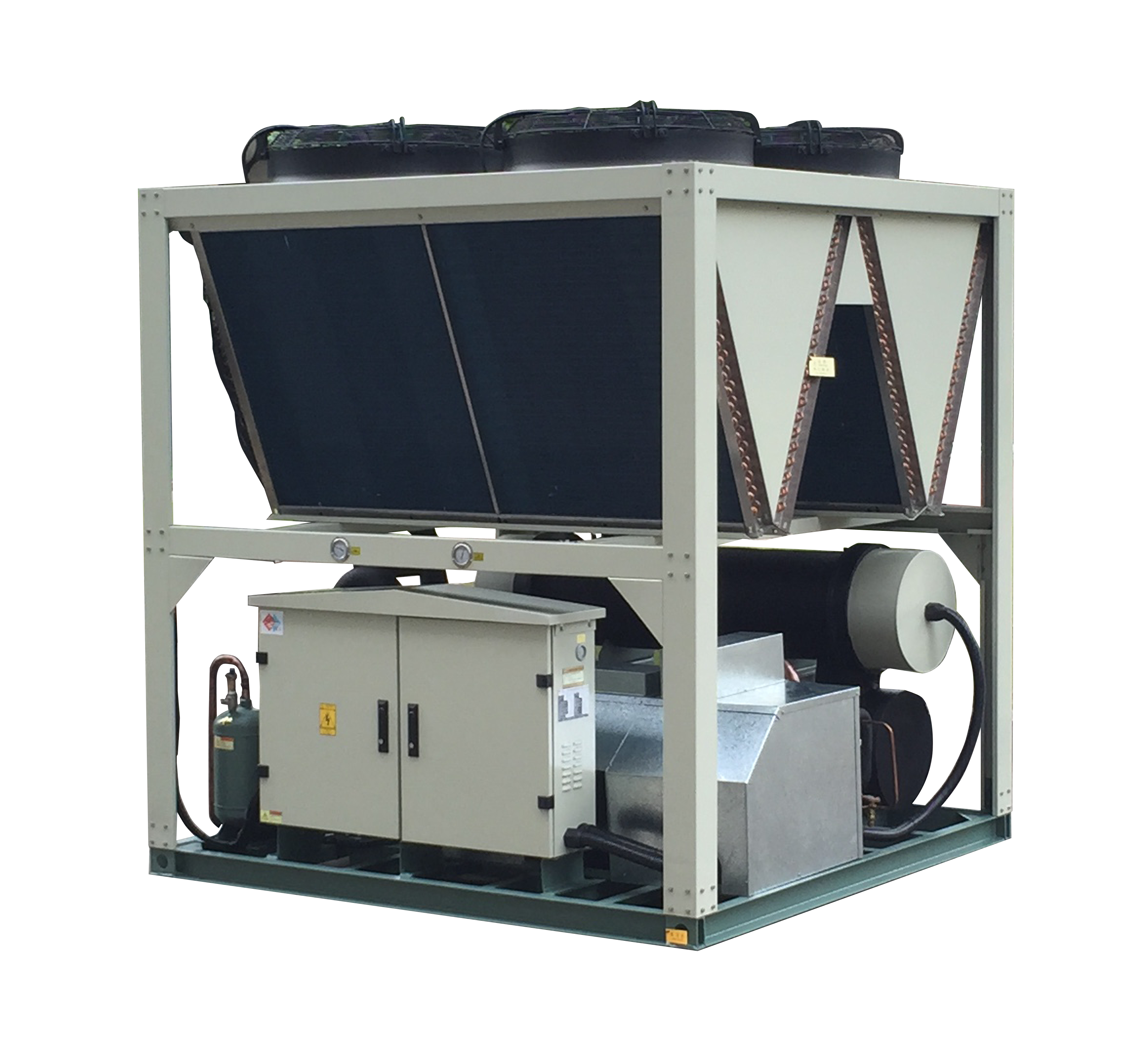 air cooling chiller machine unit Clean room, Shower room