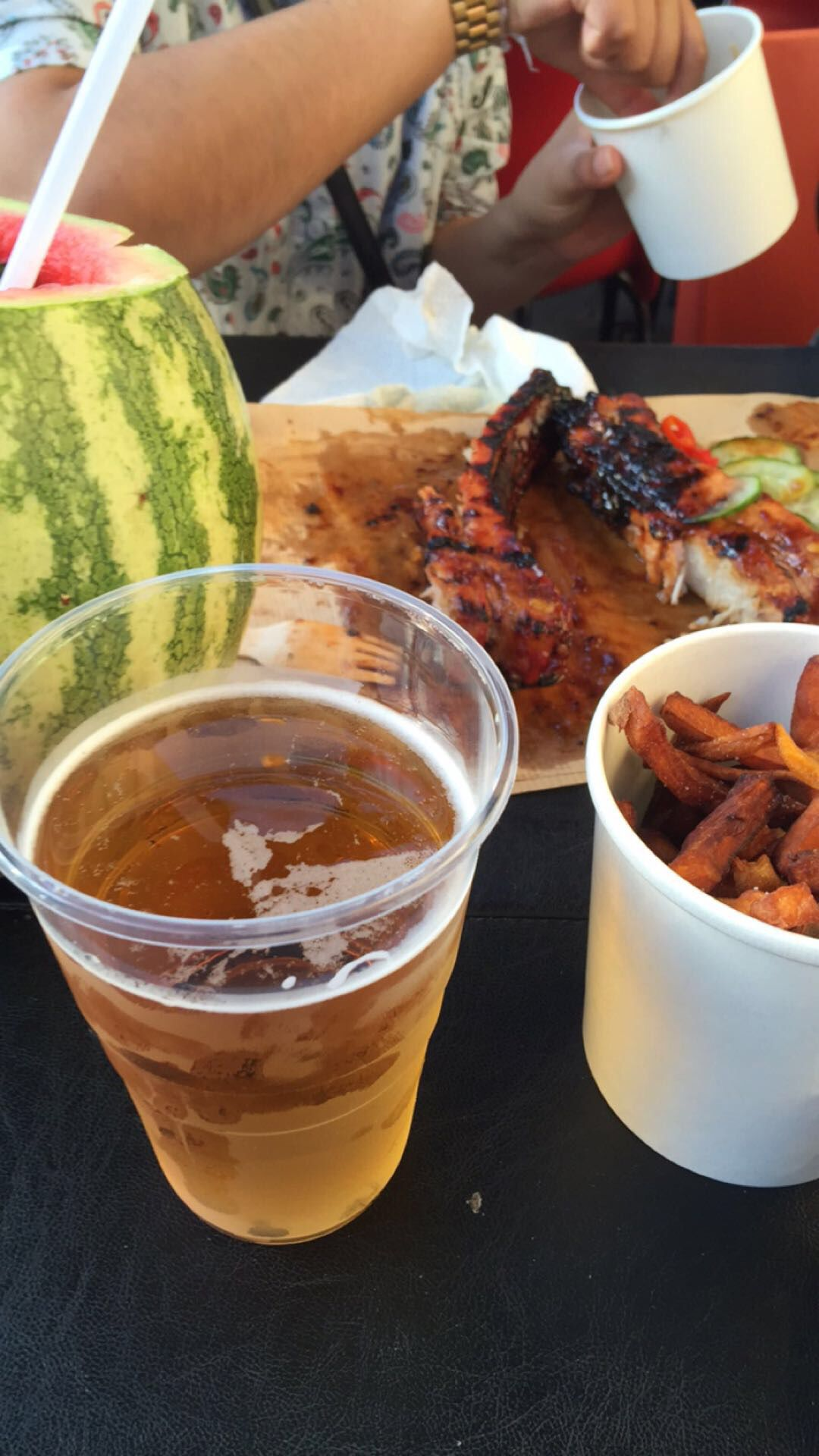 Beer Watermelon And Bbq Thank You Very Much