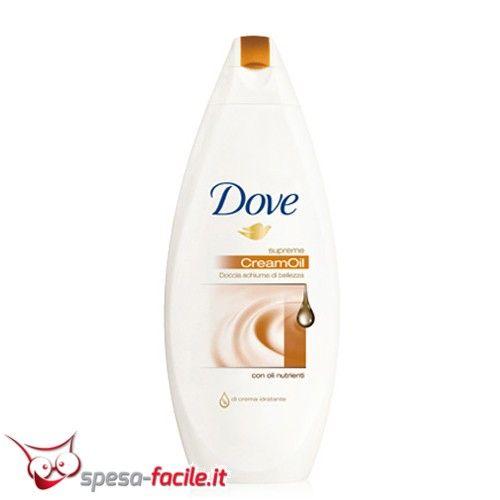 2 23 Dove Doccia Cream Natural Oil 250ml Dove Doccia Schiuma Di
