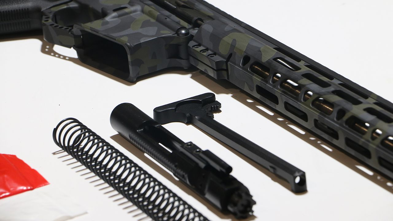 How to Complete an AR 80% Lower Receiver | AR 80 Lower