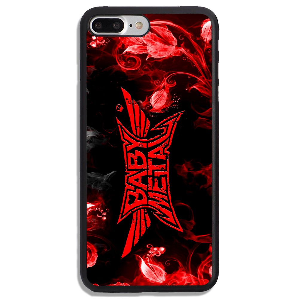 Baby Metal Logo Red Fire Floral for iPhone Samsung Print ...
