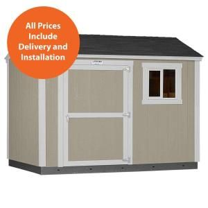 Mobile Tuff Shed Built In Storage Shed