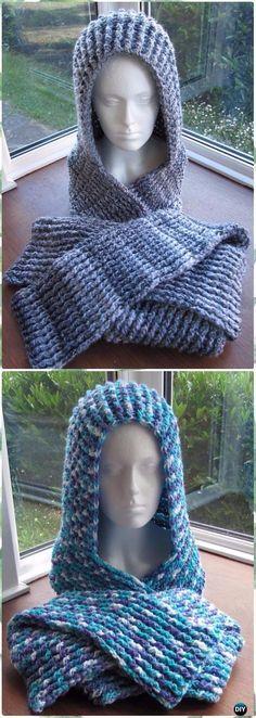 Crochet Hoodie Scarf Scoodie Free Patterns Crochet Hoodie Free