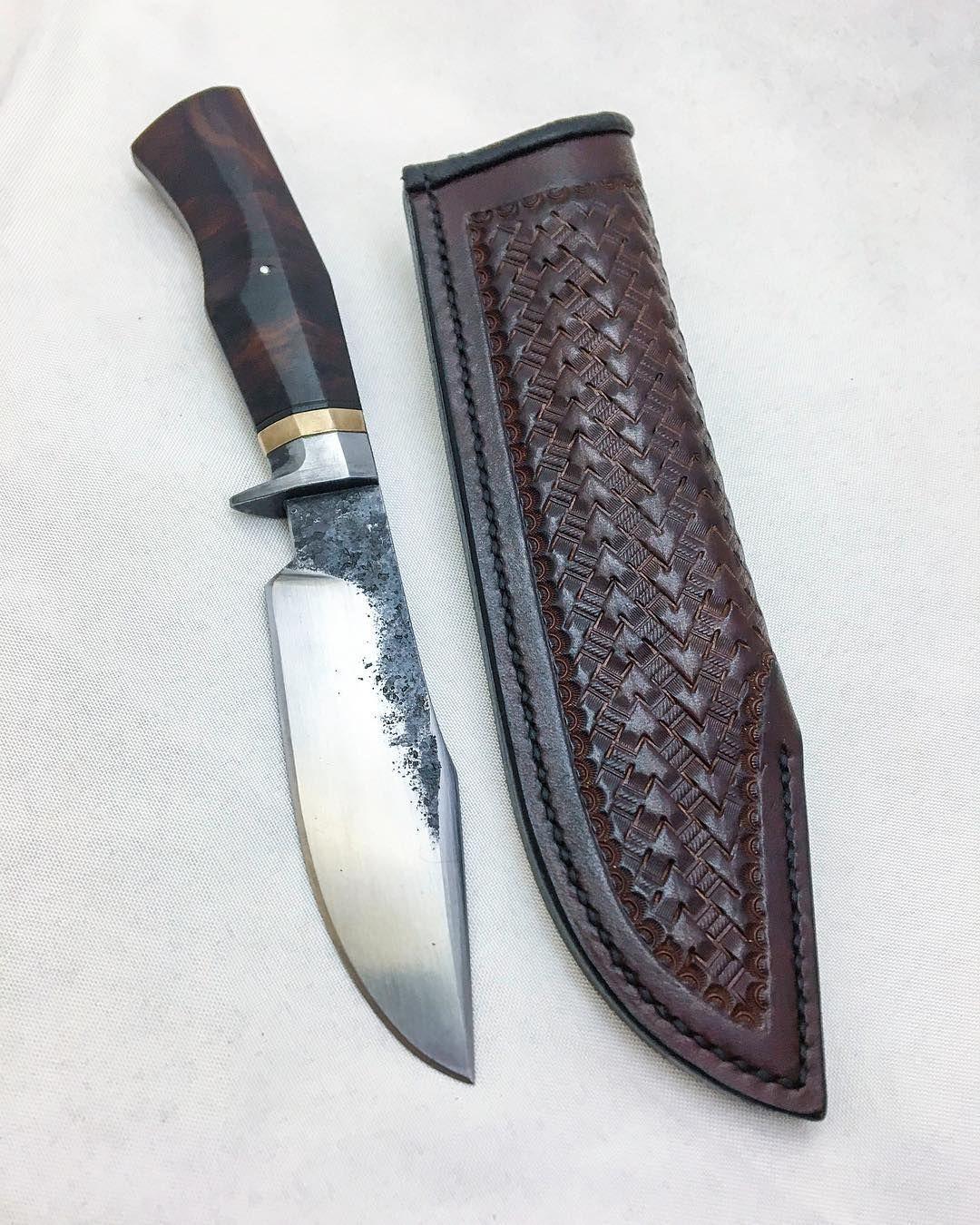 Cruforgev Brut De Forge Blade By Will Stelter Knife Forging Blade
