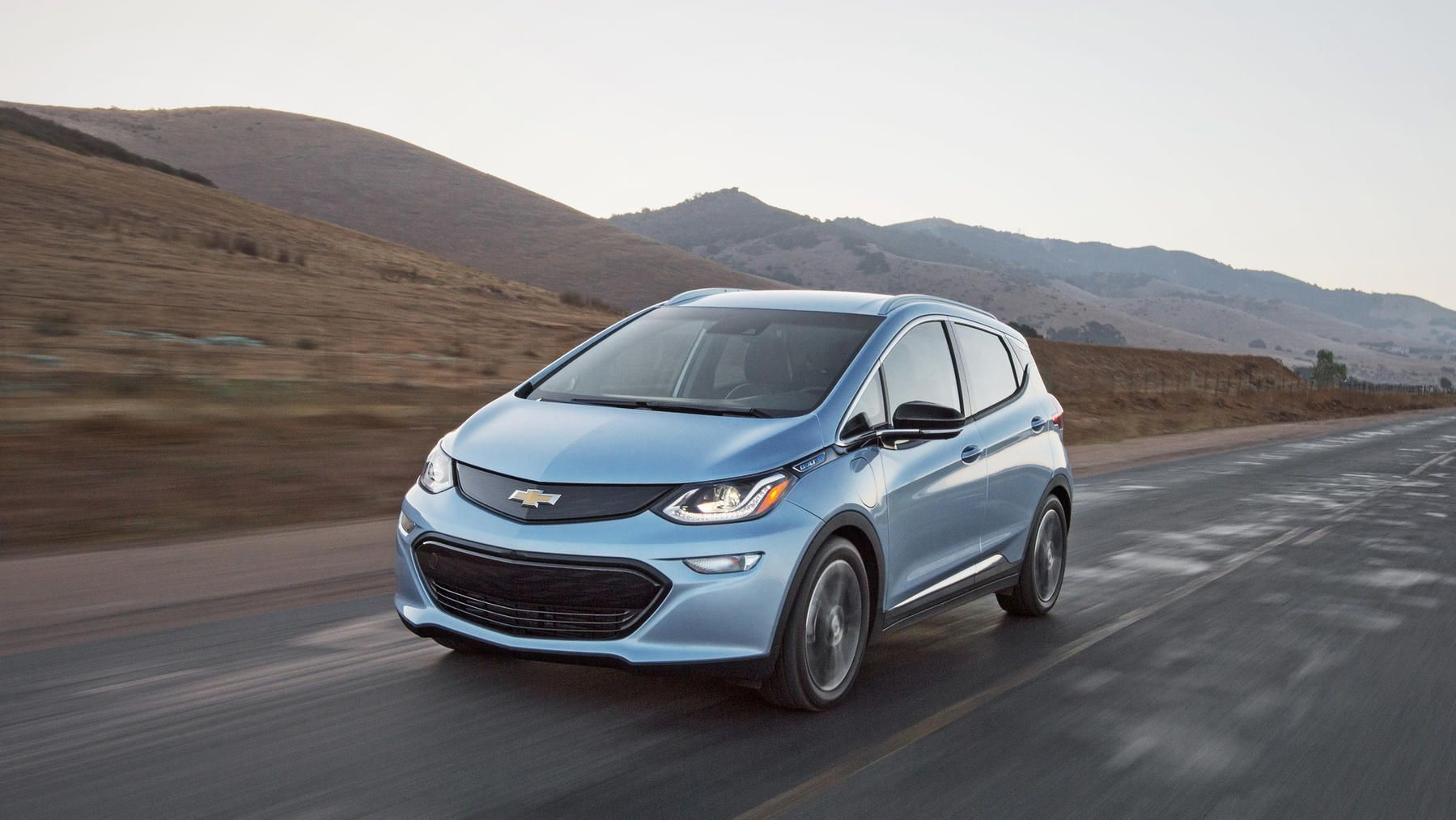 Chevy Bolt Ev Range Is 238 Miles Prime Time For The Electric Car