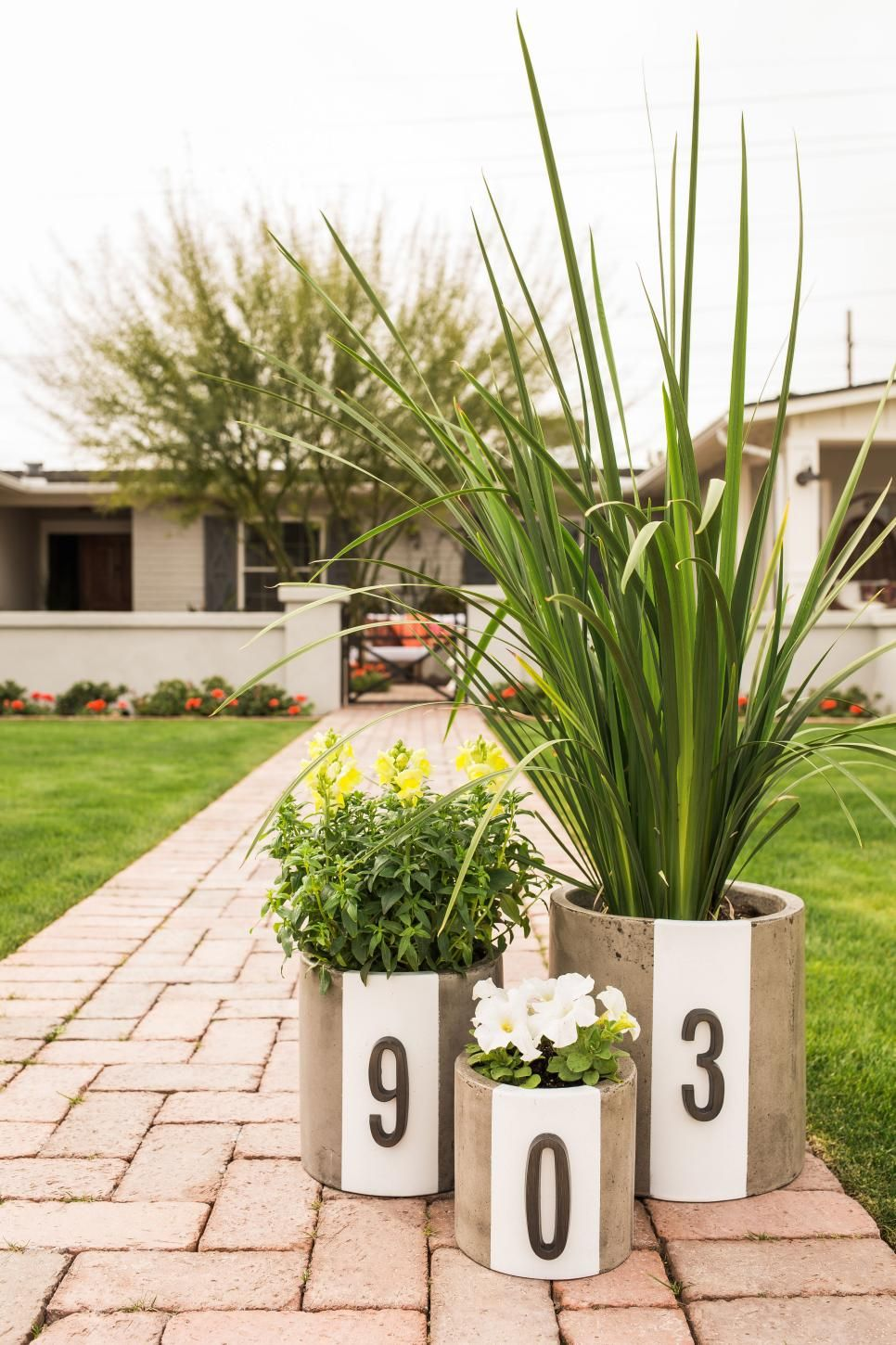 easy curb appeal boosters for spring simple diy curb appeal
