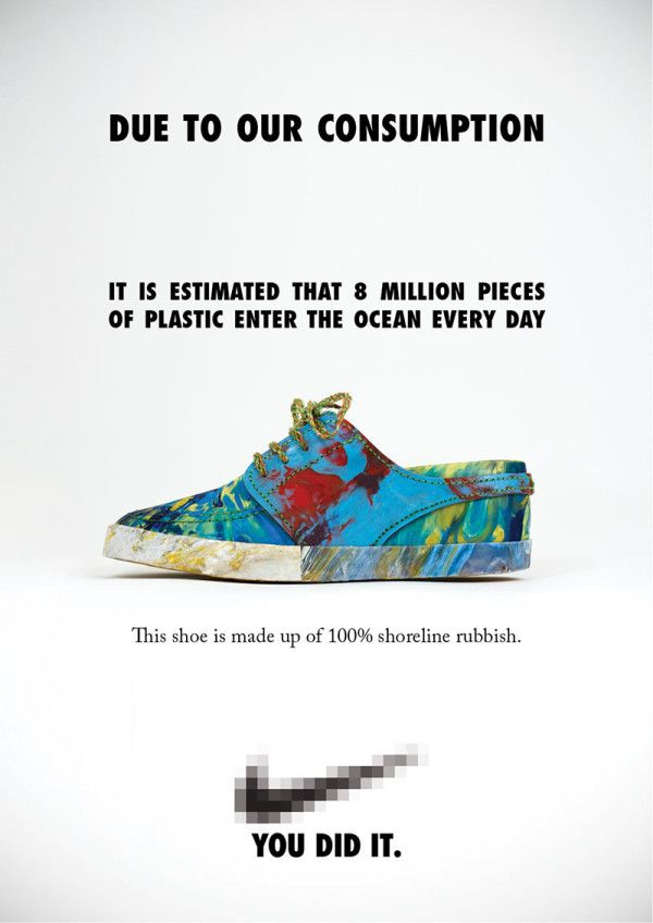 Shoes Made From Plastic Waste - Design Milk