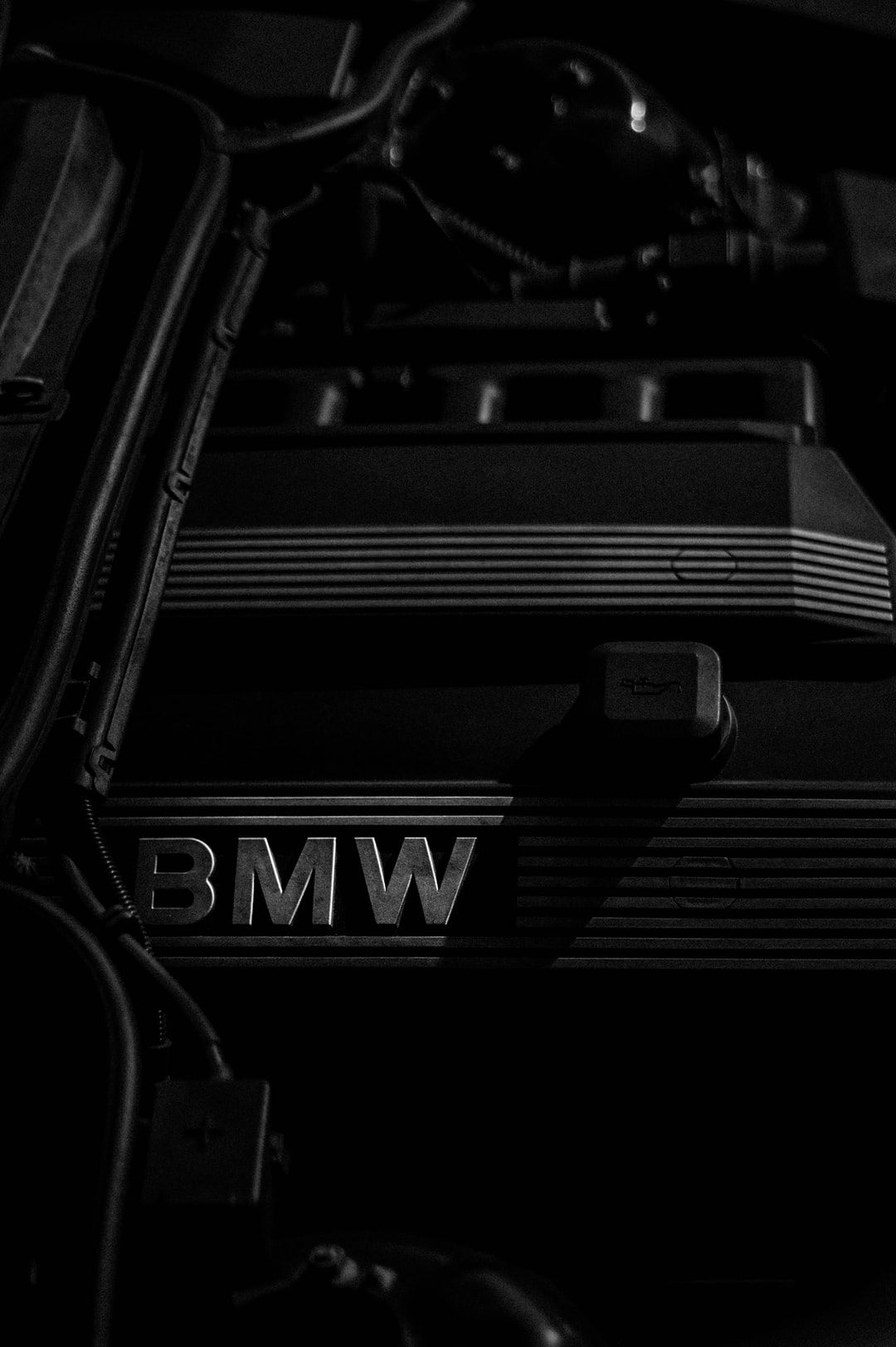 Grayscale Photography Of Bmw Emblem Photo Free Black And White Image On Unsplash Bmw Learn Piano Learn Piano Chords