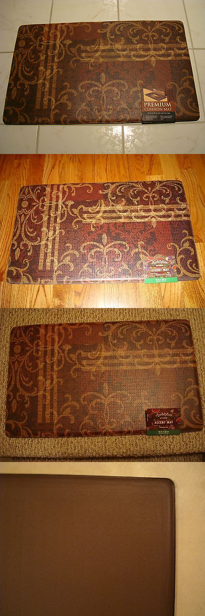 Door Mats and Floor Mats 20573: Premium Memory Foam Anti Fatigue ...