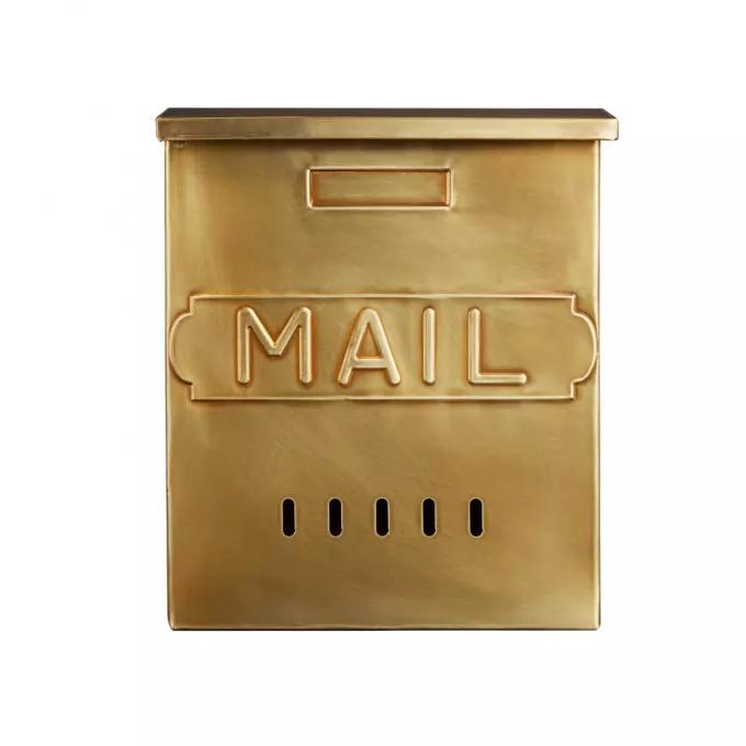 Vertical Mail Wall Mount Brass Mailbox Antique Brass Wall Mount Mailbox Antique Brass