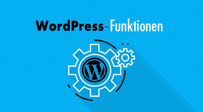 WordPress erweitern: Schlanke Skripte statt hungriger Plugins