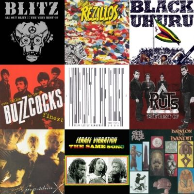Roots, Radicals, Rockers and Reggae (Playlist) - Arthur Cocev | Corazones Muertos  http://www.crasso.com.br/news/category/playlists/