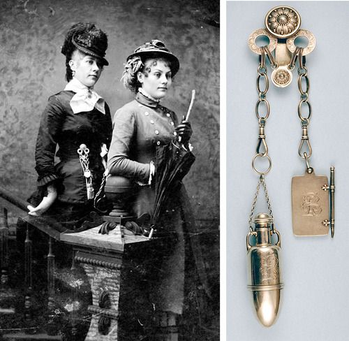 artemis2apollo: A Victorian Lady's finishing touch—the...
