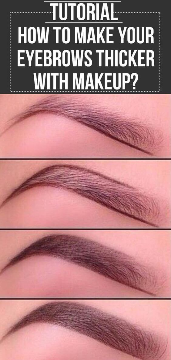 Photo of 25 step by step instructions for eyebrows to perfect your look – makeup secrets