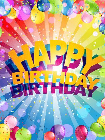Send Free Flashy Birthday Card To Loved Ones On Greeting Cards By Davia Its 100 And You Also Can Use Your Own Customized