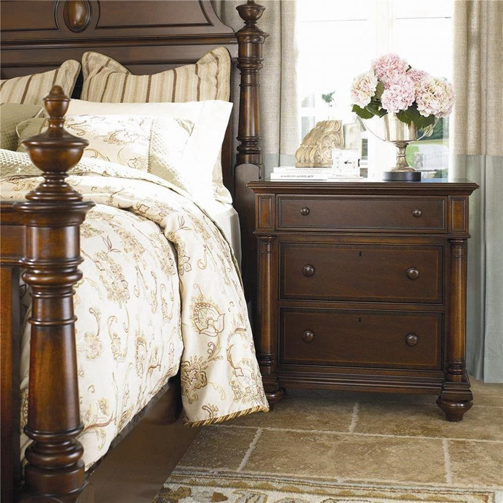 contemporary thomasville bedroom furniture with flowers