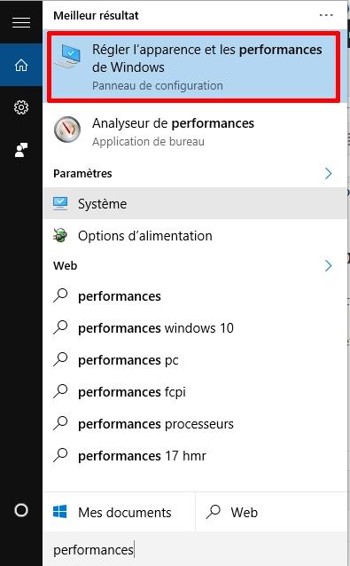 Optimisation de Windows 10 pour accélerer son pc
