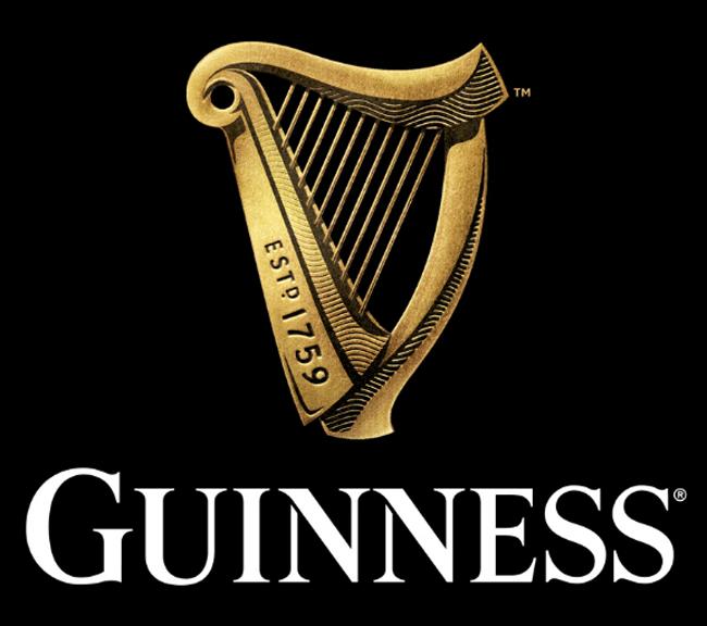 Guinness Redisena Su Logo Vecindad Grafica Diseno Grafico Logos De Cerveza Imagenes De Cervezas Etiquetas De Cerveza