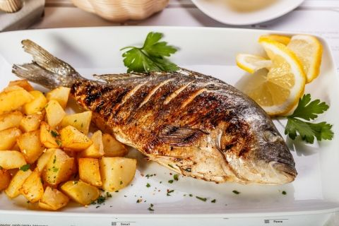Ejemplos De Menú Para El Reflujo Gastroesofágico Pescado Frito Pescado Frito Entero Recetas Para Cocinar