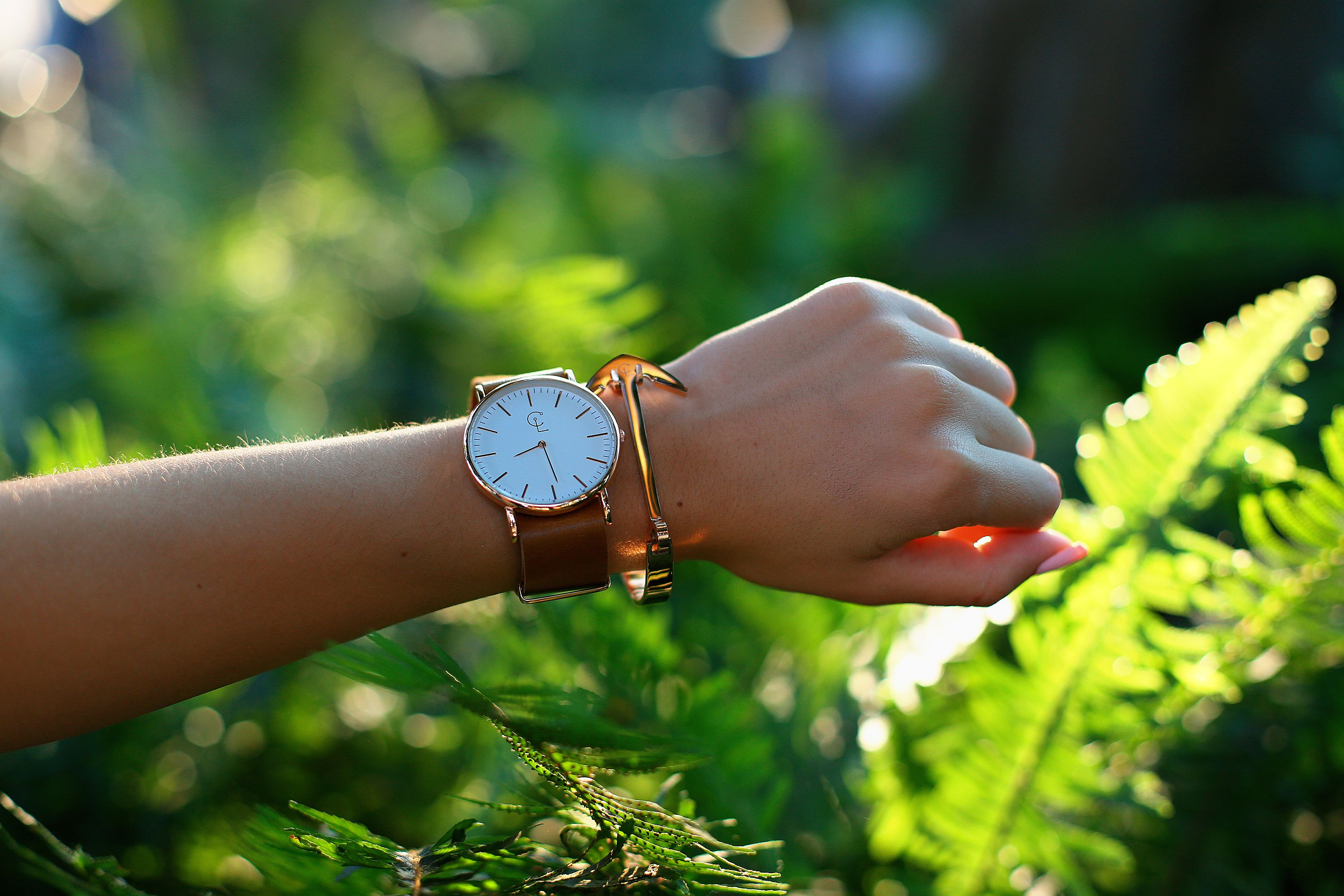 When you purchase this watch and anchor bracelet from Coastal Links, 15% of proceeds are donated to Water.org.
