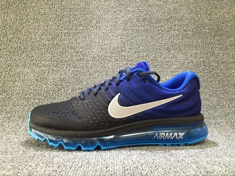 hot sales 9c8f4 a2ced Size 11.5 Nike Mens Air Max 2018 Running Shoe Dark Obsidian White Royal Blue
