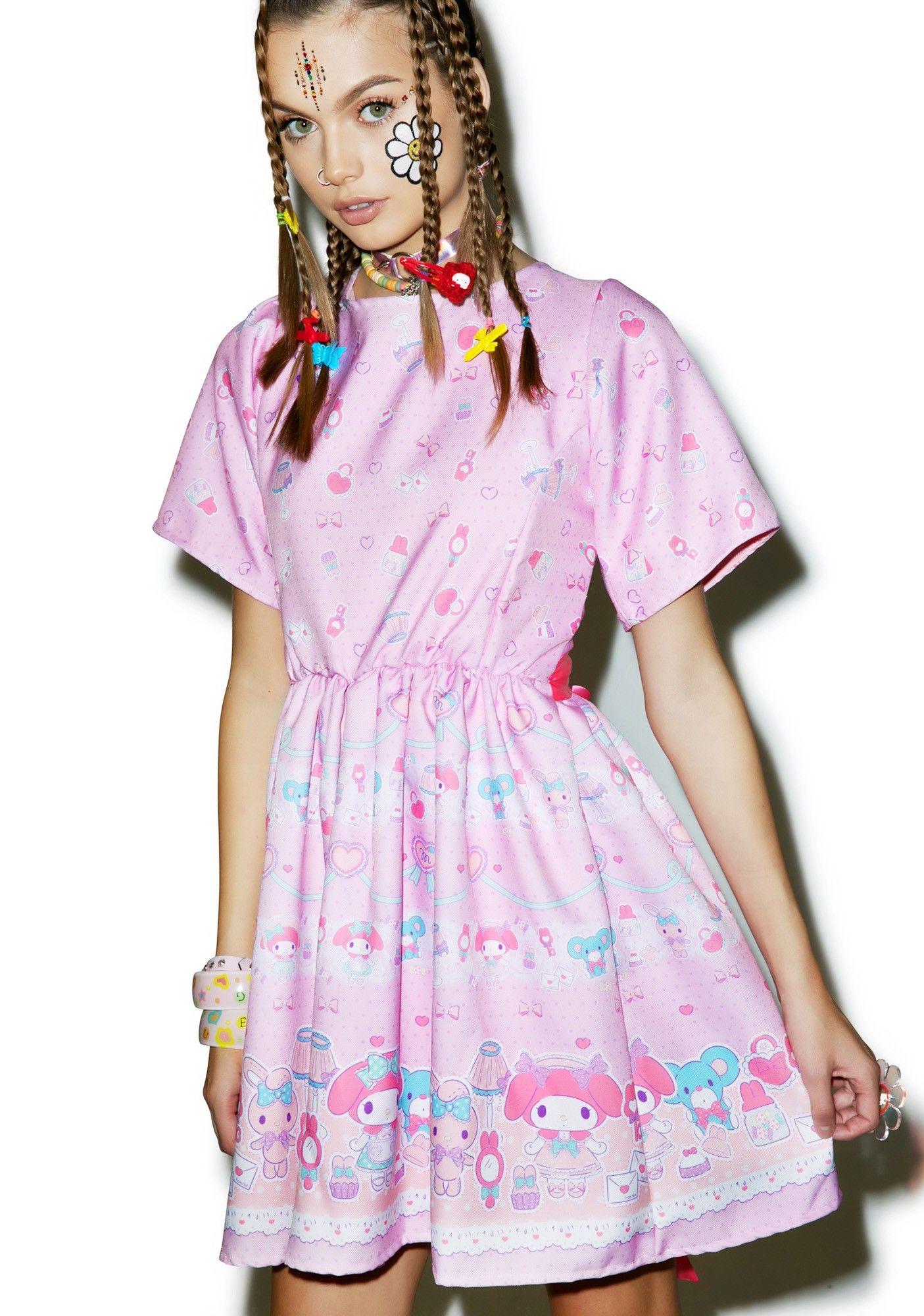 My Melody Tea Party Dress