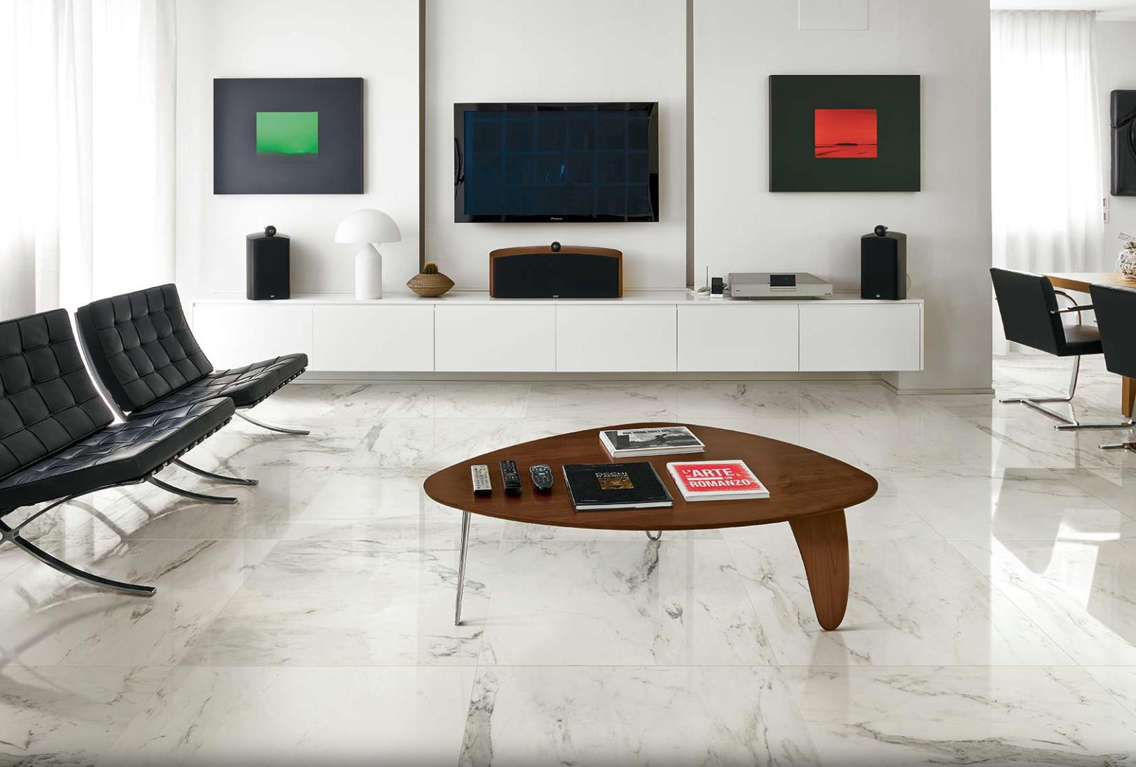 Stone Burl White 60x60 - Casa Dolce Casa Stones & More | Marble ...
