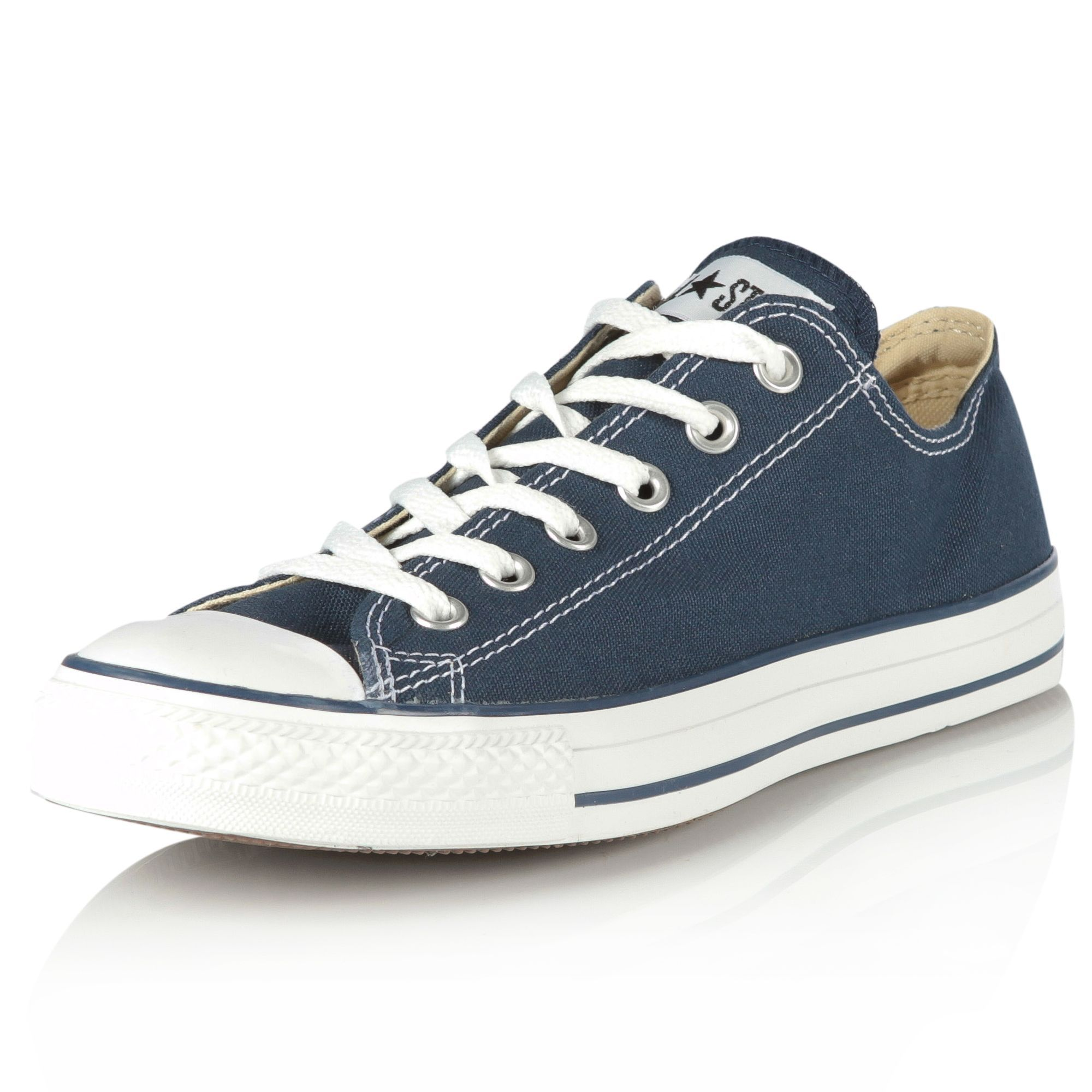 Converse Chuck taylor all star OX Chaussures Navy m9697