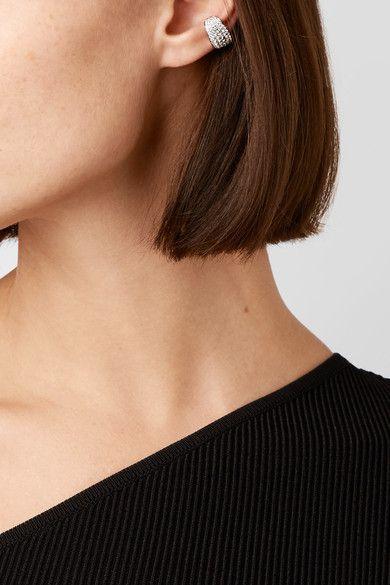 16bcd812d Anita Ko - Galaxy 18-karat white gold diamond ear cuff | Products ...