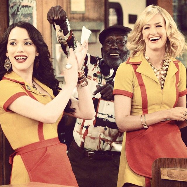 TODAY'S THE DAY!!! The season 4 premiere of 2 BROKE GIRLS is TONIGHT AT 8PM ON CBS! ❤️❤️ #Padgram