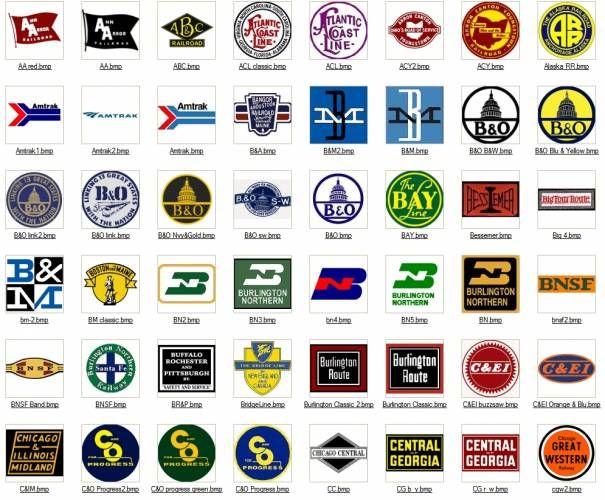 Best Railroad Logos Train Posters Railroad Art Train Drawing 640 x 480
