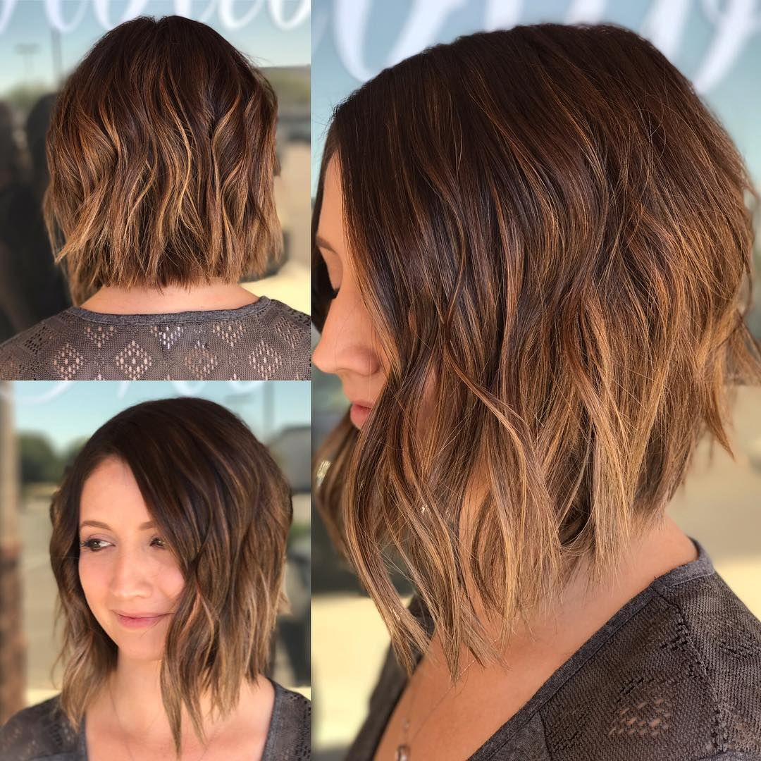 10 modern bob haircuts for well-groomed women: short