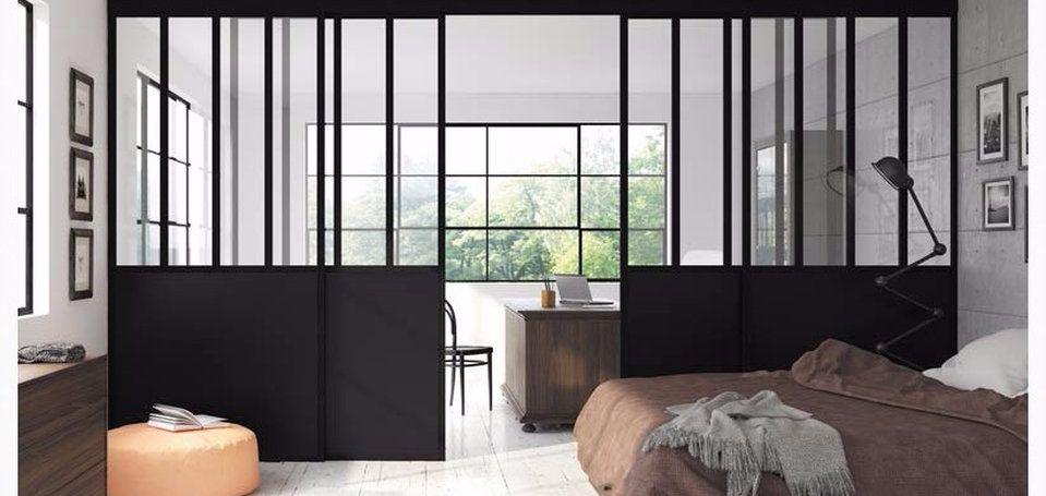 Resultado de imagen de porte pliante verriere Steel framed doors