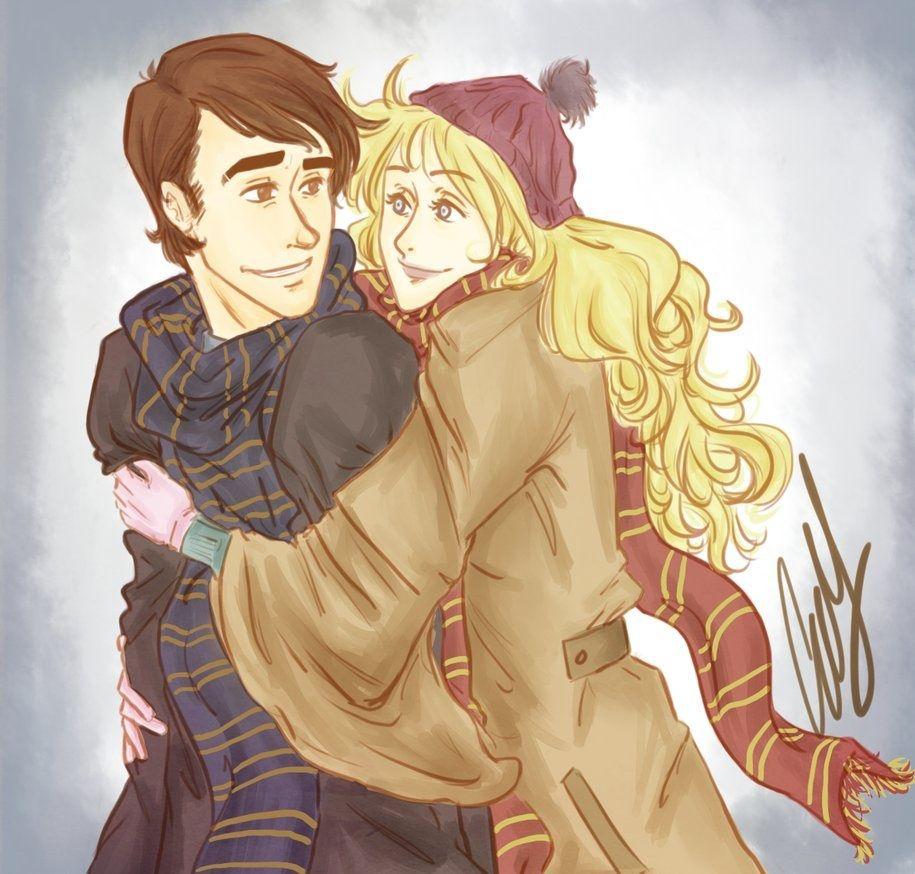Neville and luna dating divas