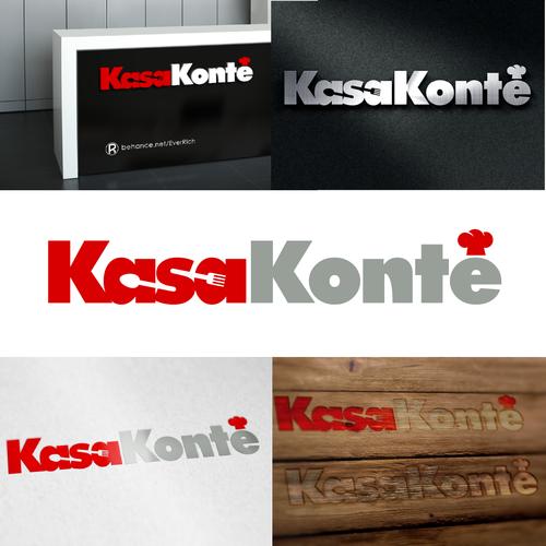 Kasa kont¨¨ - Creare un logo moderno Vendiamo prodotti per la casa e ...