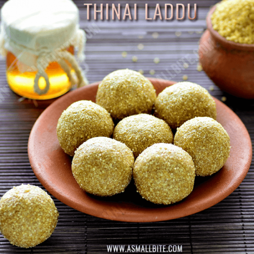 Thinai Laddu Recipe Thinaiyum Thenum Recipe Eggless Banana Cake Recipe Indian Dessert Recipes Cake Recipes