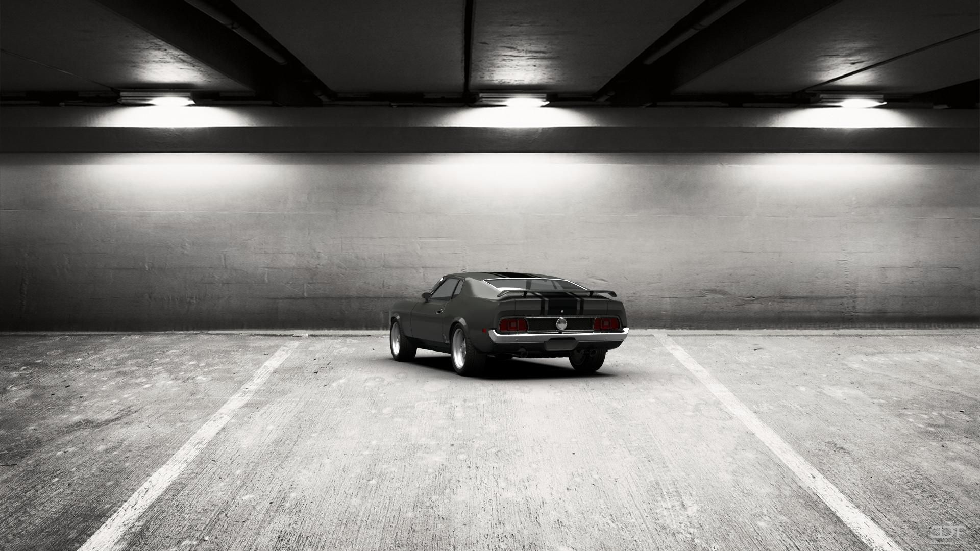 Checkout my tuning #Mustang #Mach1 1971 at 3DTuning #3dtuning #tuning