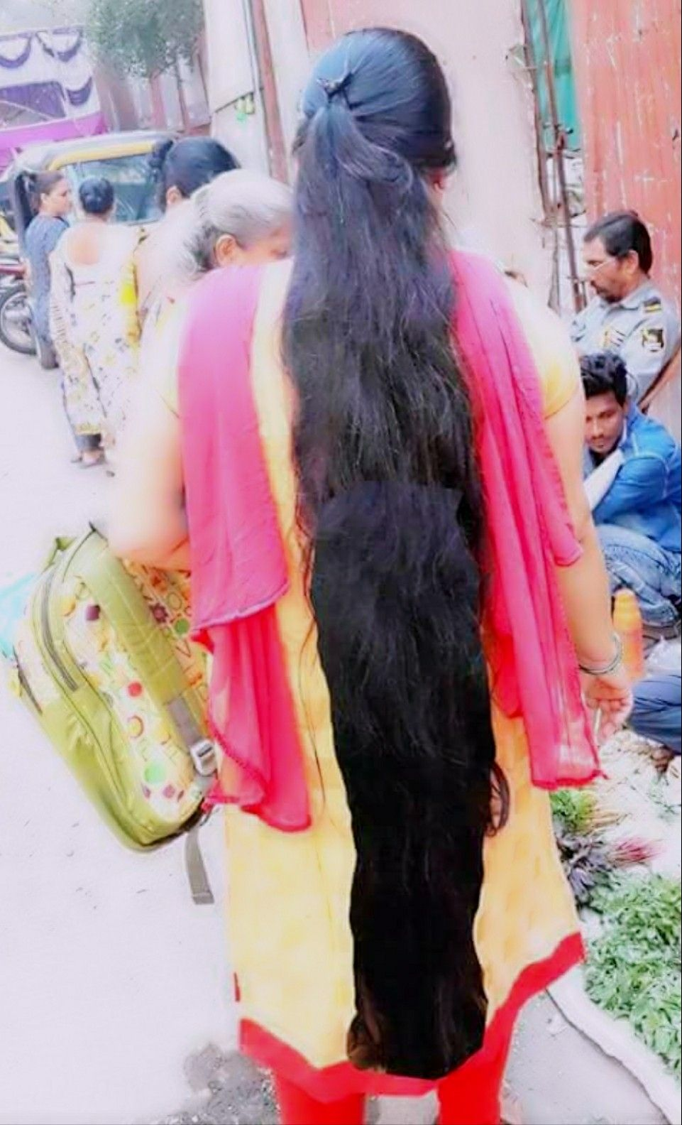Pin by mohamed sajjid on Ponytail | Long hair ponytail, Long indian hair, High ponytail hairstyles