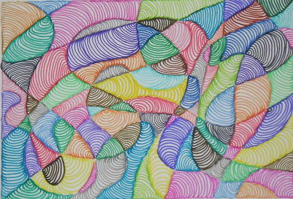 Pin En Arte Abstracto