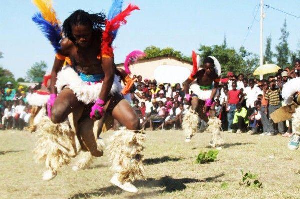 Dating a tsonga man